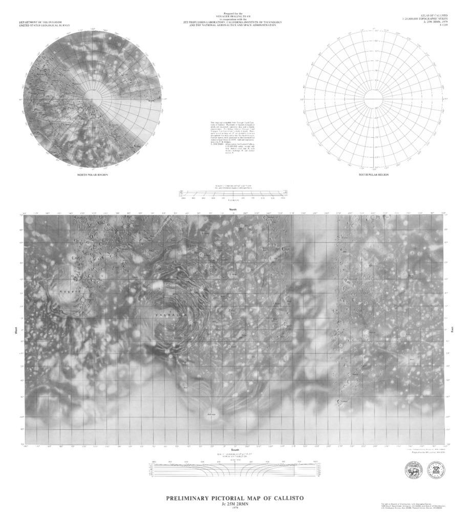 Callisto Map Callisto Preliminary P...