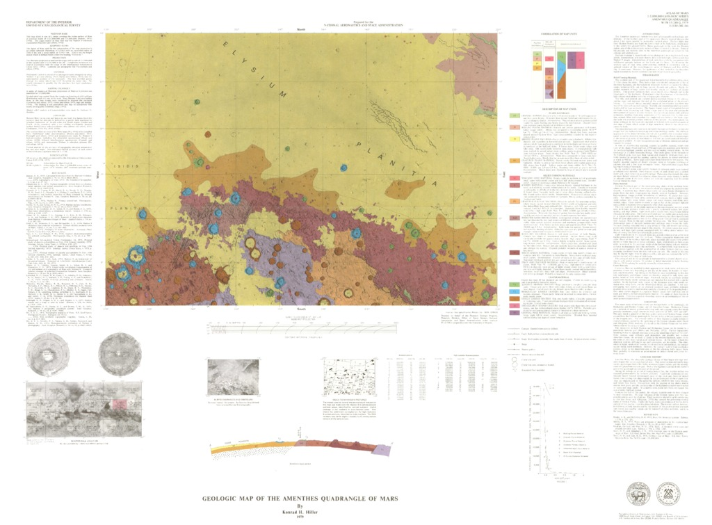 Mars geologic map of the amenthes quadrangle usgs astrogeology mars geologic map gumiabroncs Images