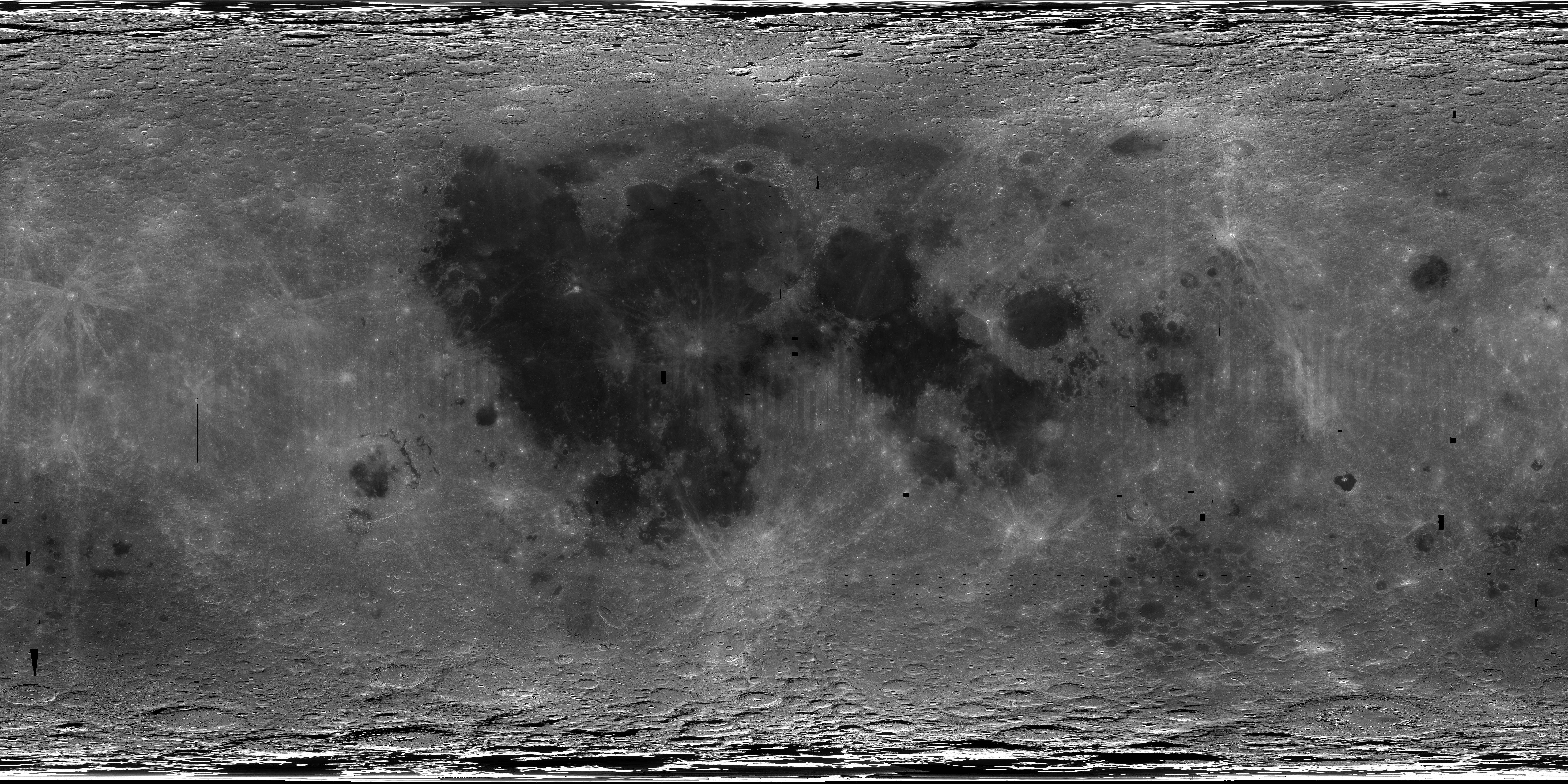 Lunar Clementine Global UVVIS 750nm Mosaic v2 118m | USGS ... on freezing moon, satellite map of earth, detailed map of the moon, globes of the moon, old maps of the moon, colonization of the moon, earth orbiting the moon, satelite view from moon, google moon, terrain of the moon, temperature of the moon, atlas of the moon, labeled map of the moon, inner core of the moon, satellite engineer, gps of the moon, far side of the moon, satellite map of california, space maps of the moon, live feed of the moon,