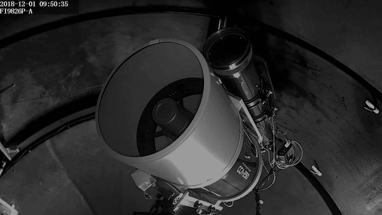 Mike's telescope