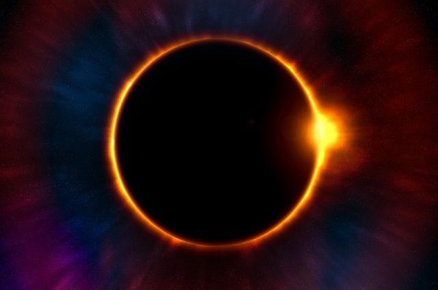 Total Solar Eclipse Image